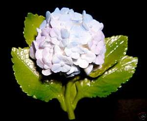 Hydrangea Flower refrigerator resin fridge Car Magnet
