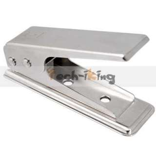 Micro Sim Card Cutter with 4 SIM Adapter for iPhone 4 4G 4S