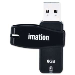 IMATION Swivel USB Flash Drive 8 GB Transfer Share & Store