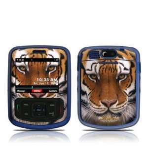 Tiger Design Skin Decal Sticker for Verizon Blitz Electronics