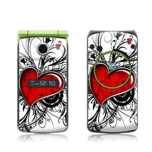 My Heart Design Protective Skin Decal Sticker for Sony
