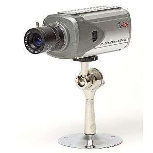 8mm Varifocal Color CCD 420TVL Camera with Audio   QPSCDCA  Q See