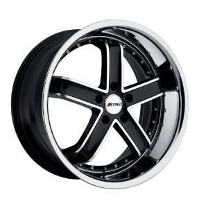 Stainless Steal Lip) Wheels/Rims 5x120 (1880PFU205120B76) Automotive