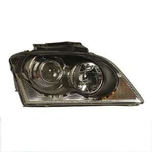 PACIFICA HEADLIGHT ASSEMBLY EXC XENON, PASSENGER SIDE   DOT Certified