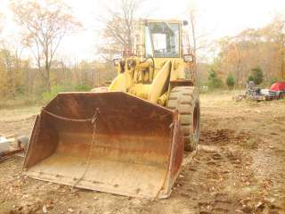 Cat 950  3.5 yard wheel loader used for sale  ironmartonline