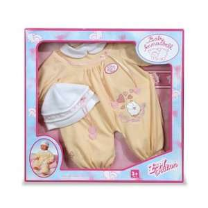 Baby Annabell Classic Set   Yellow Toys & Games