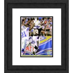 Framed Chris Chambers San Diego Chargers Photograph