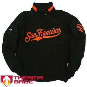 San Francisco Giants MLB Therma Base Elevation Premier Jacket