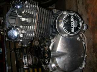 1983 Suzuki GS650L Motor Engine Runner GS 650 L