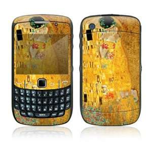The Kiss Decorative Skin Cover Decal Sticker for BlackBerry Curve 8500