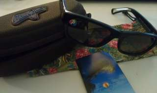 Maui Jim MJ242 DIVE DEEP Sunglasses Polarized Black or Tortoise Made