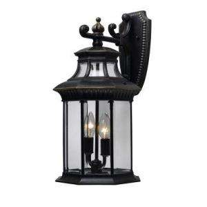 Hampton Bay Prestige CollectionImperial Bronze finish 4 Light 10 ½ in