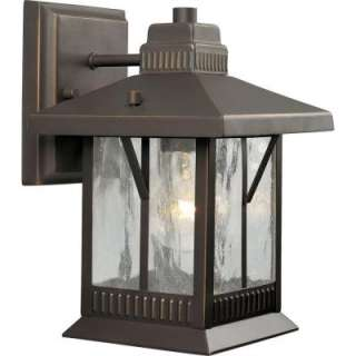 Progress Lighting Aberdeen Collection Antique Bronze 1 Light Wall