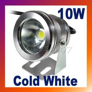 High Power Waterproof White LED Flood Light Lamp 10W 12V 750LM