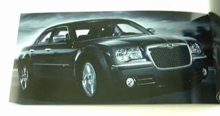 2010 Chrysler 300 Brochure. Covers the Touring, Limited, SRT8, 300C