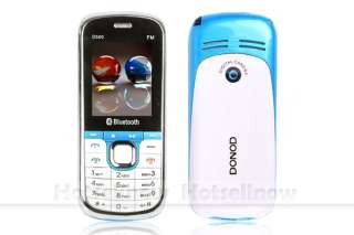 Dual SIM Mobile Phone Cell FM Camera D500 Unlocked New
