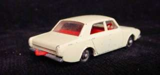 Lesney Matchbox #45 Ford Corsair Diecast Toy Car