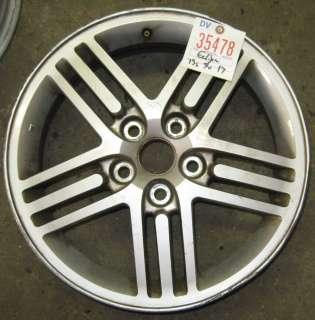 MITSUBISHI 00 05 ECLIPSE ALLOY WHEEL/RIM 17 2000 2005