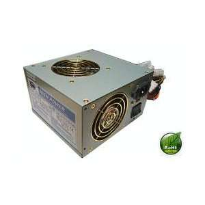 High Power HPC 420 102 DF ATX ATX12V 420 Watts Dual Fan SATA P4 Power