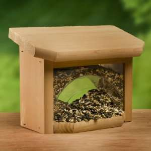 Heath Outdoor HEATH78635 Songbird Window Bird Feeder