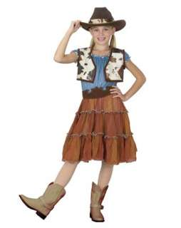 Cowgirl Kids Costume   Girls Costumes Cowgirls Halloween Costumes