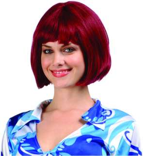 This Barbara Ann Bob Wig   Auburn is a classic bob haircut with