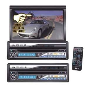 Touch Screen TFT/LCD Monitor With DVD/CD//AM/FM Player Automotive