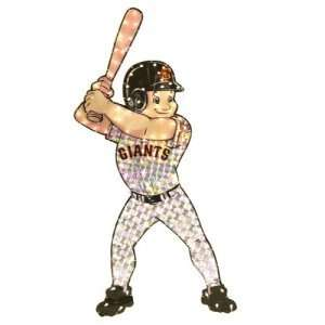 San Francisco Giants MLB Light Up Animated Player Lawn