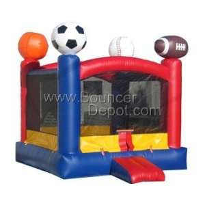 Sports Arena inflatable bounce jumper Toys & Games