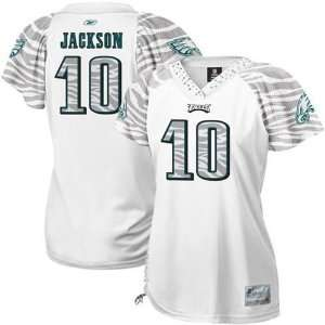 Eagles NFL Jerseys #10 DeSean Jackson WHITE Authentic Football Jersey