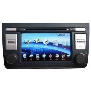 For Suzuki Swift Indash Car Radio GPS Navigation System AV receiver