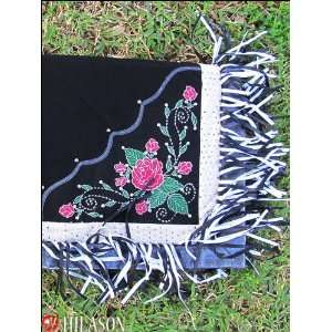 928 Western Show Barrel Racing Rodeo Saddle Blanket Pad