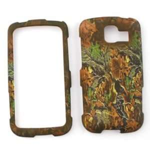 LG Optimus S LS670 Camo / Camouflage Hunter Series Hard Case