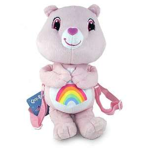 Care Bears Plush Backpack [Cheer Bear] Toys & Games