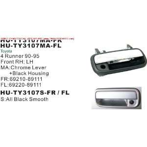 PICKUP OUTSIDE DOOR HANDLE LEFT (DRIVER SIDE) CHROME Automotive