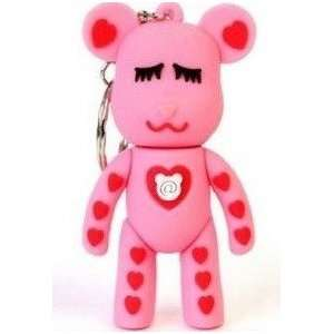 Gloomy Bear Series Design USB Flash Drive with Key Chain Electronics