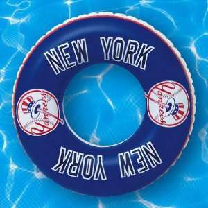 Mlb Swim Ring Yankees Yankees by Collections Etc Toys
