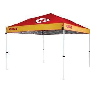 Kansas City Chiefs NFL First Up 10x10 Tailgate Canopy