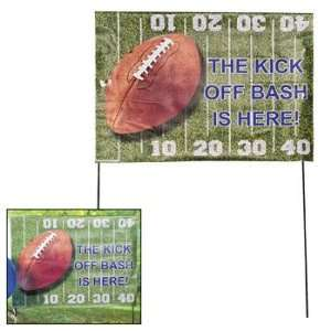Yard Sign   Party Decorations & Yard Stakes Patio, Lawn & Garden