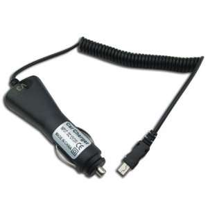 HK 5 Pin Wired Car Charger Power Adapter for Mobile Cell phone PDA