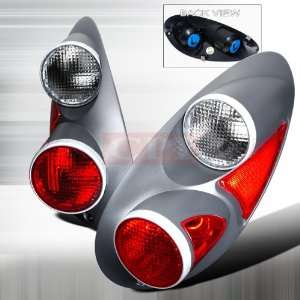 Xchrysler Pt Cruiser Tail Lights /Lamps Apc Performance