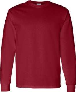 Gildan   Heavy Cotton Long Sleeve T Shirt. 5400 Clothing