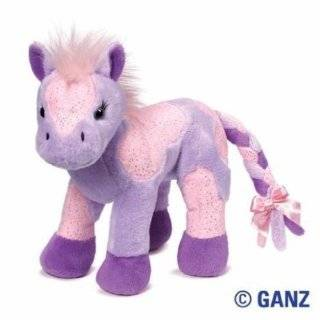 Webkinz Virtual Pet Plush   MYSTIC PONY  Toys & Games