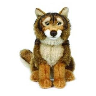 Webkinz SIGNATURE Endangered Species Deluxe Plush Figure Red Wolf