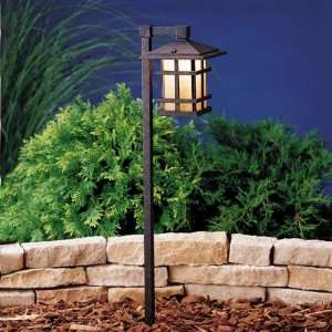Kichler Lighting 15322AGZ Cross Creek Lantern 1 Light 12