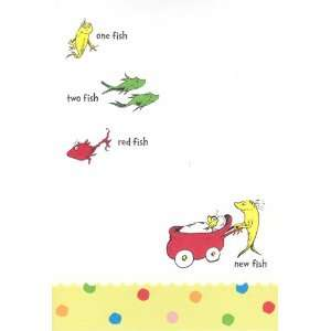 Dr. Seuss One Fish, Two Fish, Red Fish, New Fish Health & Personal