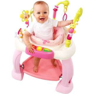 Bright Starts   Bounce Bounce Baby Activity Zone, Pink