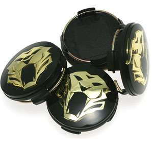 HYUNDAI ACCENT WHEEL CENTER CAP SET /GOLD replacement