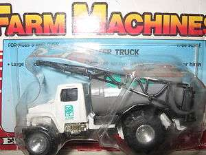 Ertl 1/64 farm toy diecast metal Farm Machines Alpine Fertilizer Truck