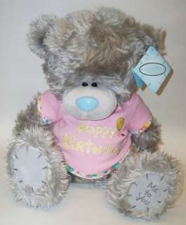 Me To You Tatty Teddy Bear Happy Birthday Gift 30.5cm (12)